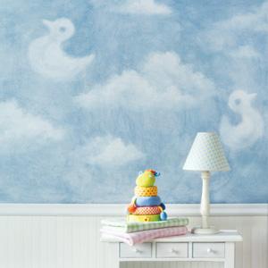 Cloud duck room