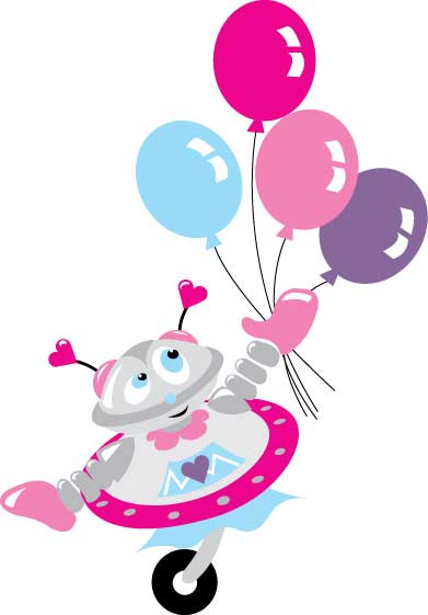 balloon-robot
