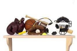 sports-shelf