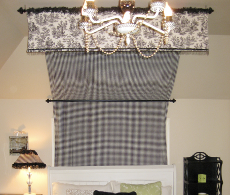 The Lovely Side: Do-It-Yourself Bed Canopies