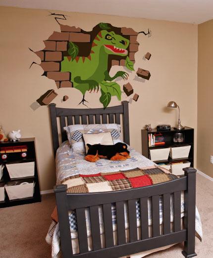 Diy All New Diy Dinosaur Room Decor