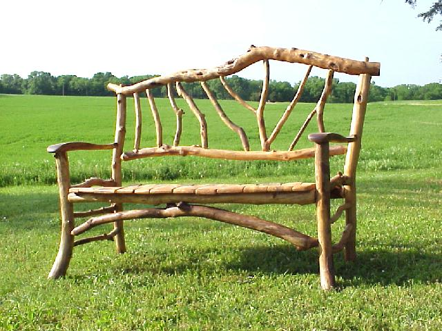 Plans for twig furniture